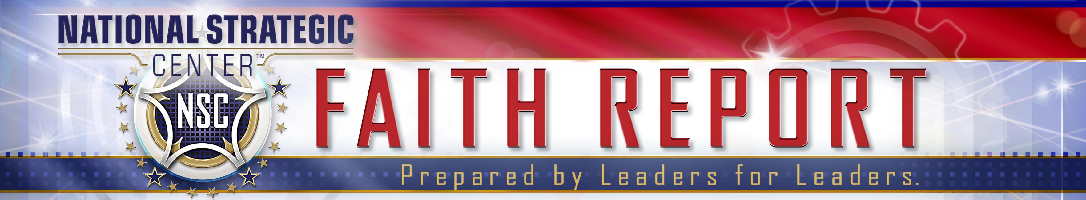 Faith Report